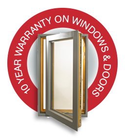 Click here for window and door warranty information