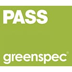 GreenSpec Pass logo 150