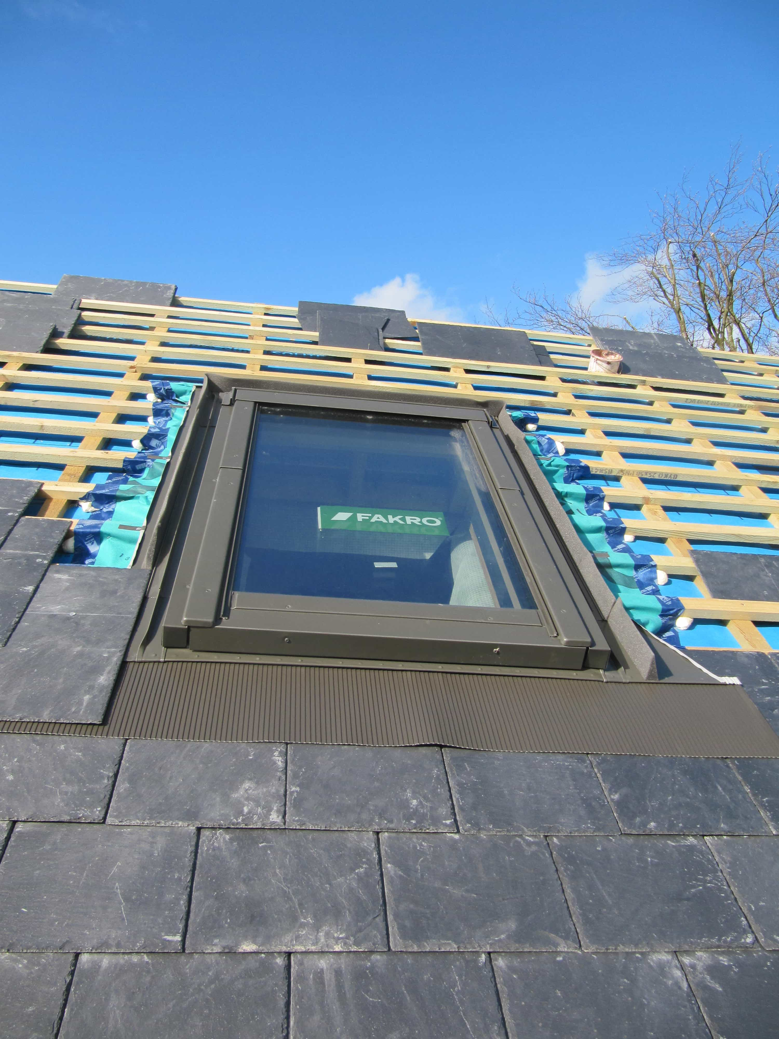 Golcar Passivhaus Roof Strategy Green Building Store
