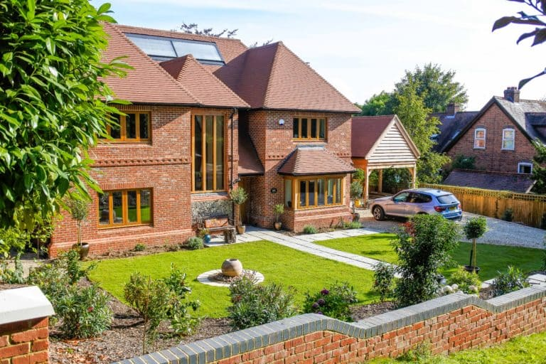 Low energy newbuild Berkshire