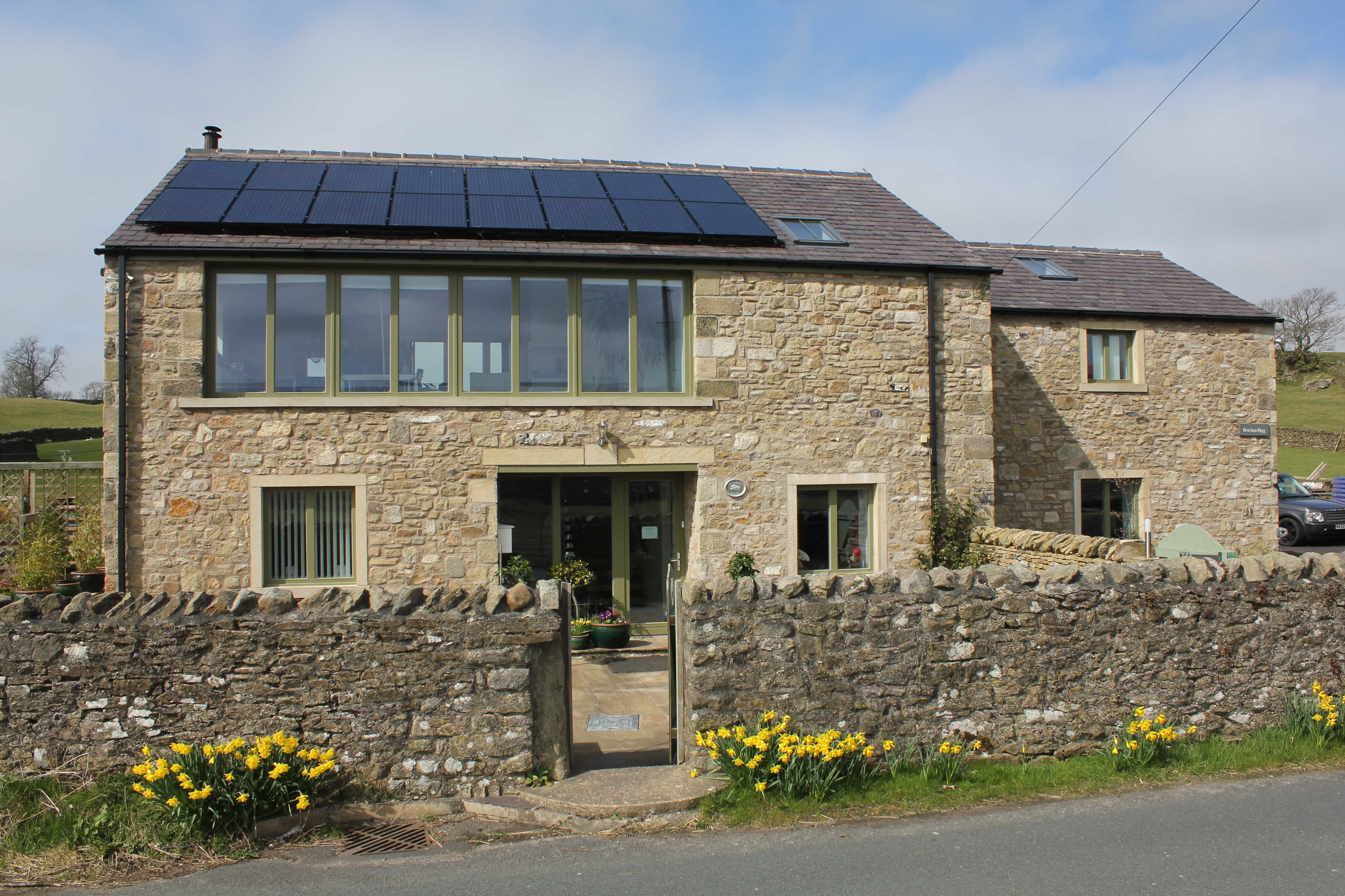 North Yorkshire Newbuild Home With Triple Glazed Windows