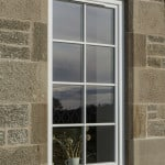 PERFORMANCE timber window with glazing bars