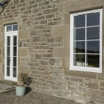 PERFORMANCE timber windows and doors  with glazing bars