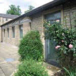 PERFORMANCE windows and door at Holme Valley Memorial Hospital