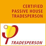 Passivhaus Trades Person logo