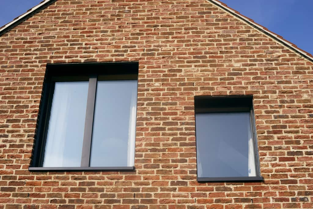 PROGRESSION windows at Meeting House Lane Passivhaus. PROGRESSION windows at Meeting House Lane Passivhaus. Photographer: Paul Samuel White