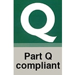 Green Building Store Part Q compliant logo