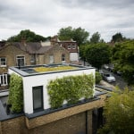 Chiswick Eco Lodge Passivhaus newbuild project, with MVHR system designed by Green Building Store