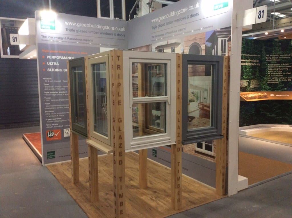 Exhibition Stand Builders Swindon : Green building store exhibitions events