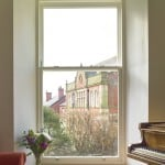 Triple glazed sliding sash timber windows from Green Building Store