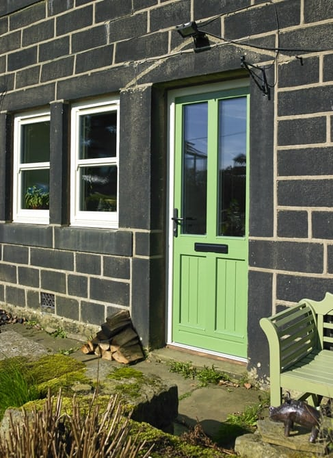 Yorkshire Cottage Refurbishment Green Building Store