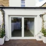 ULTRA triple glazed timber French Doors