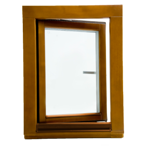 Featured Image: PERFORMANCE tilt turn inward opening triple glazed timber window