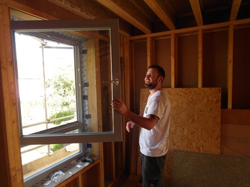 Green Building Store window fitting service