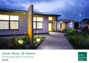 Green Base St Helens MVHR design and system