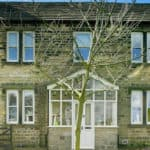Green Building Store triple glazed timber sliding sash windows