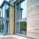 Progression Passivhaus certified timber windows at Golcar Passivhaus