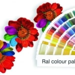 Standard RAL colours