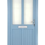 Green Building Store PERFORMANCE triple glazed timber entrance door
