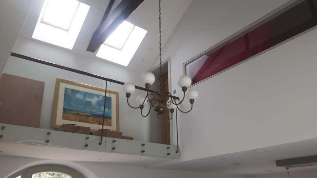Lower Royd radical retrofit interior