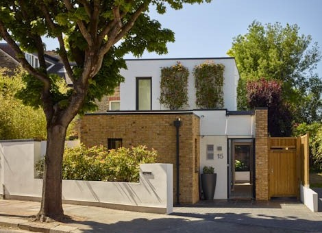 Chiswick Eco Lodge RDA Architects