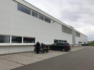 Compacfoam factory Vienna
