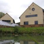 Cropthorne Autonomous House _West Exterior