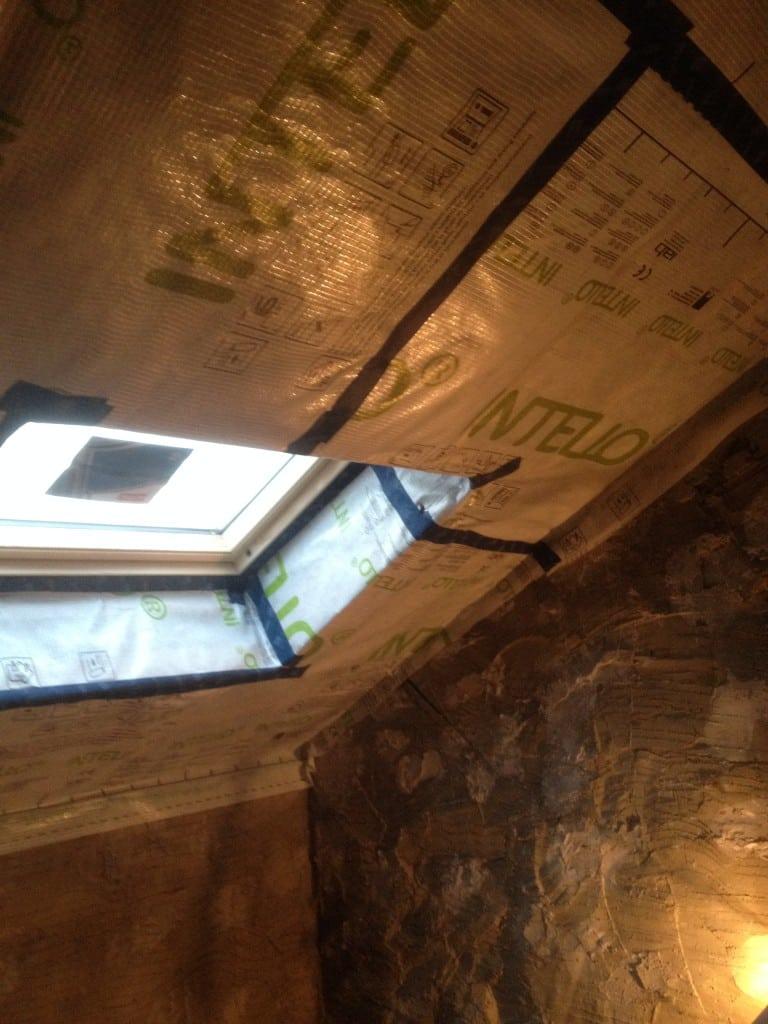 Airtightness In Buildings Information Hub Green Building