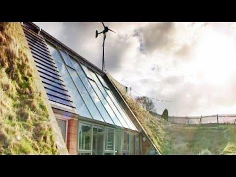 Underground House Cumbria Grand Designs