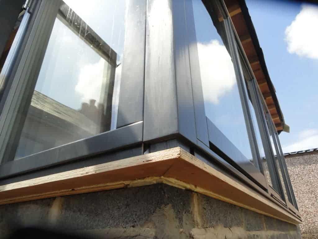 Triple Glazed Timber Windows At Huddersfield Low Energy