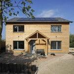 Ty-Pren Passivhaus Herefordshire