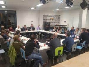 IPHA meeting at International Passivhaus Conference 2018