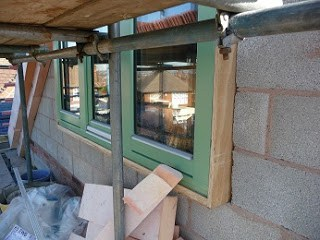 High performance triple glazed windows-at-West-Bridgford-retrofit