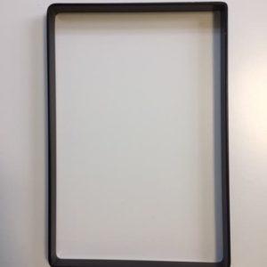 Blank filter frame