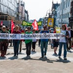 Forwards not backwards march Leeds May 7 2016