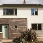 Four Walls retrofit with PERFORMANCE triple glazed windows and doors