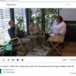 Future Passiv film making the case for Passivhaus