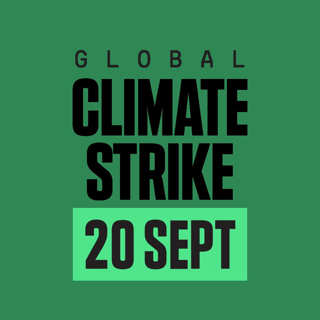Global Climate Strike 20 September