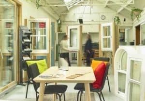 Green Building Store showroom