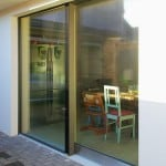PROGRESSION lift and slide door