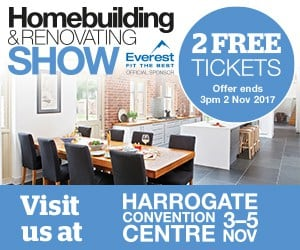 Harrogate Homebuilding and Renovating Show Tickets