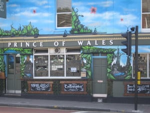 Prince of Wales pub, Bristol