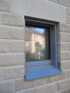 PROGRESSION windows at Golcar Passivhaus
