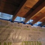 Internal Wall Insulation at Cumberworth radical retrofit