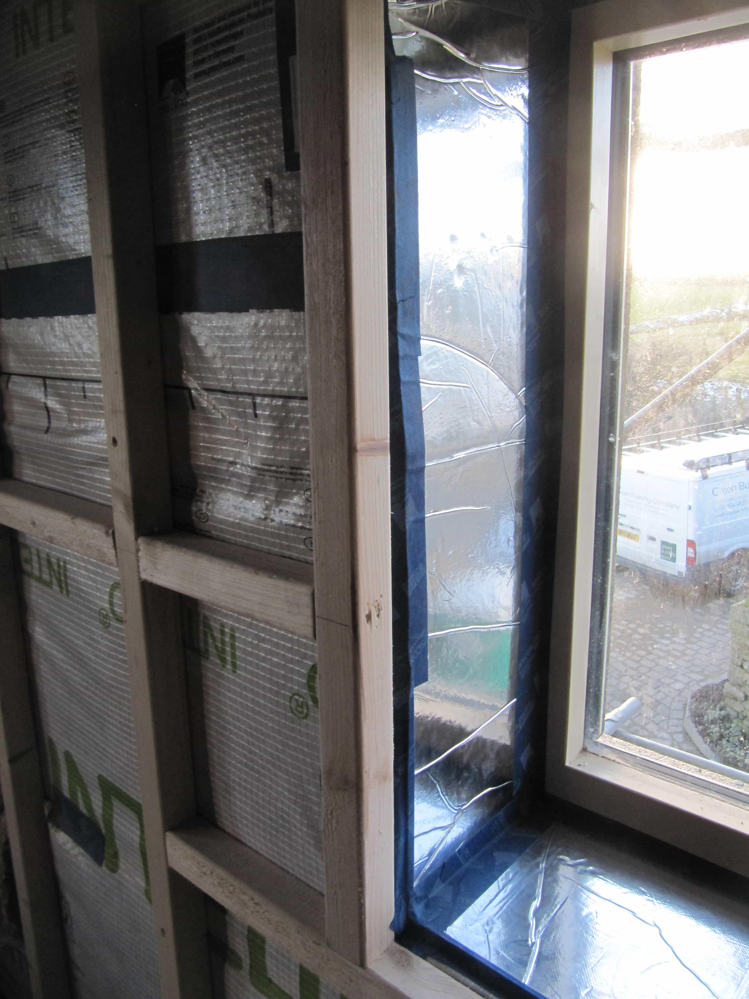 Good Kevoethermal Vacuum Insulated Panels (VIPS) Used At Cumberworth Radical  Retrofit To Reduce Thermal Bridging