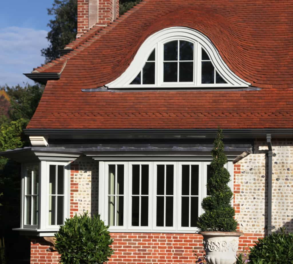 PERFORMANCE triple glazed timber windows