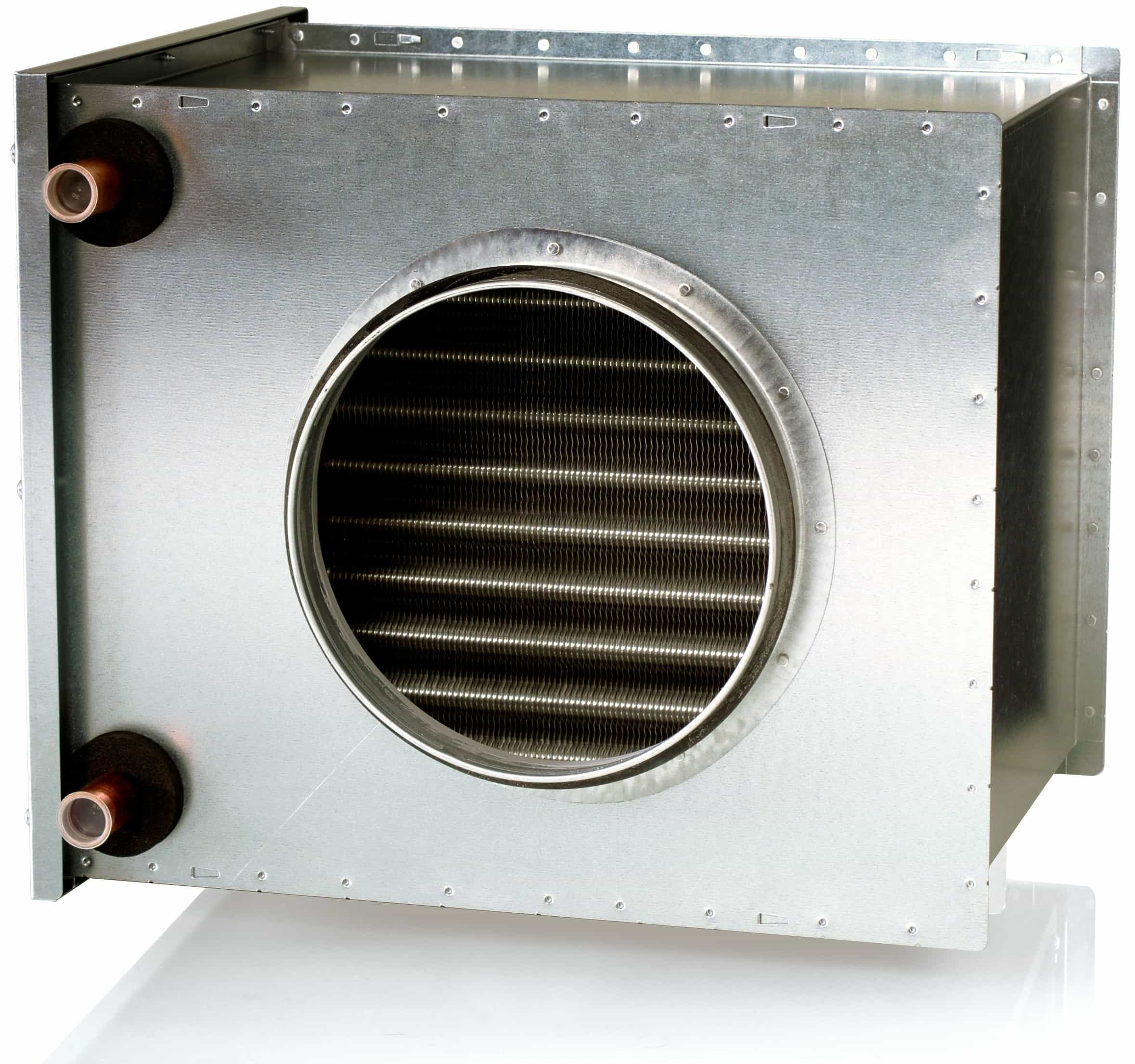 Imofa - supply air heater CWW3 for MVHR system