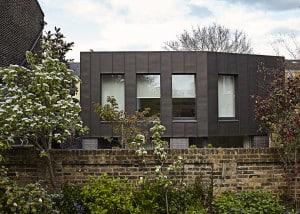 Lansdowne Drive Passivhaus Tectonic Architects