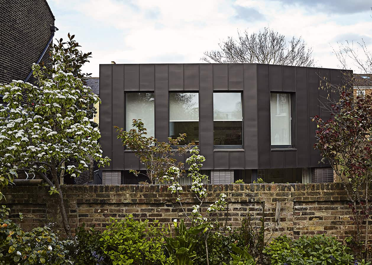 Lansdowne Drive Passivhaus Tectonic Architects