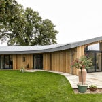 Lime Tree Passivhaus project with MVHR system from Green Building Store external